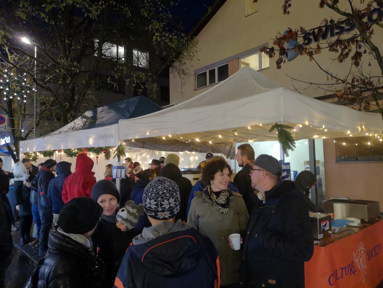 Weihnachtsmarkt 2018 Abend