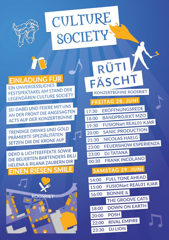 Rüti Fäscht 2019